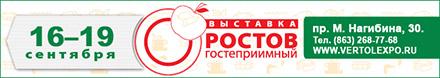 Ростов Гостеприимный 2015