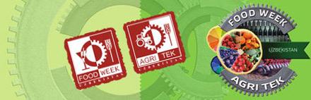 FoodWeek/AgriTek Uzbekistan 2012