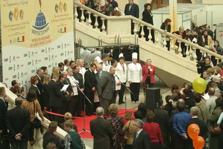 III Международный Кулинарный Салон «МИР РЕСТОРАНА - 2005»