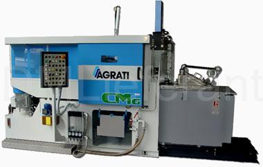Машины для литья под давлением с горячей камерой прессования для магния серии CMg