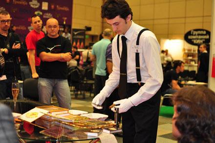Международный Форум «Табак Экспо 2012» и выставка «Russian Bar Fair» впервые пройдут на одной площадке