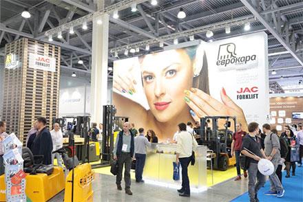 Новые бренды и новые компании на выставке CeMAT RUSSIA 2019