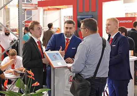 Международная выставка CeMAT RUSSIA 2019