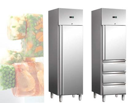 Холодильные шкафы компактного размера серии GN COMPACT