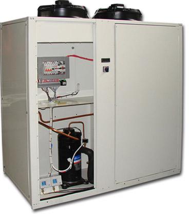 Охладители жидкости с функцией «свободного холода»