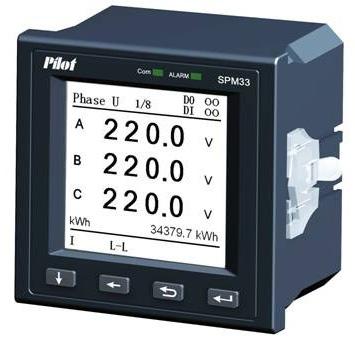 Анализатор электроэнергии SPM33