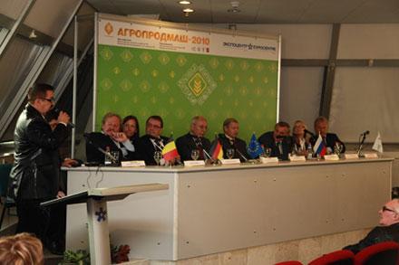 15-ая Юбилейная Международная Выставка «Агропродмаш-2010»
