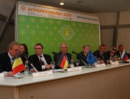 Пост-релиз международной выставки «Агропродмаш-2010»