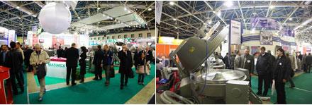 Выставка «Оборудование, машины и ингредиенты для пищевой и перерабатывающей промышленности»
