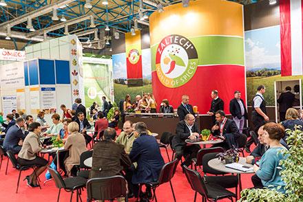 Салон «Ингредиенты» выставки «Агропродмаш» продолжает расширяться и меняет прописку