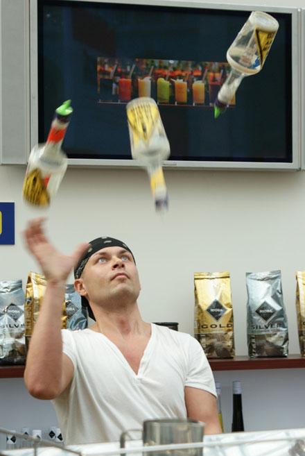 Лучший бармен России 2010