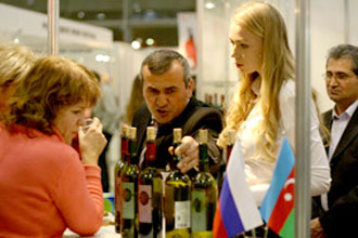 Международная выставка «Индустрия Напитков / Russian Wine Fair 2010»