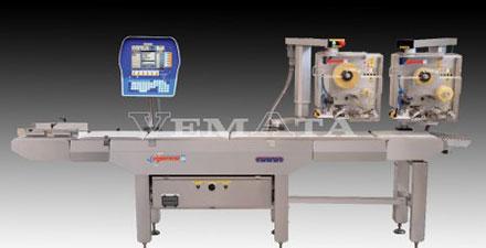 Промышленные этикетировщики и различное весовое оборудование Bilanciai