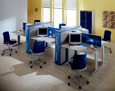 Качественная офисная мебель для персонала в Москве