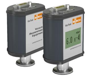 Новое поколение вакуумного измерительного оборудования Busch VacTest