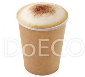 Бумажные стаканчики для кофе: виды и особенности