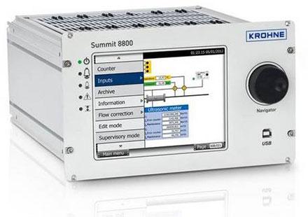 Измерительно-вычислительный комплекс SUMMIT 8800