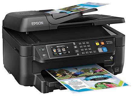 Струйный принтер Epson WF-7620