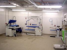 Прачечное оборудование Danube в гостиницах IBIS