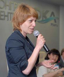 Юлия Спирина – управляющая торговым центром «МЕТРО» в Нижнем Новгороде