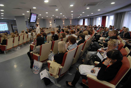 Форум собрал более 300 руководителей торгового бизнеса