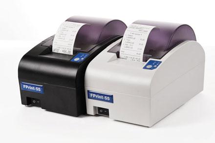 Новый фискальный регистратор FPrint-55К