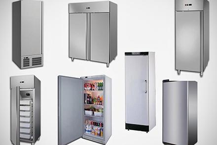 Разновидности холодильных шкафов