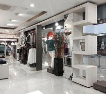 Торговое оборудование для магазина одежды Lady Grand