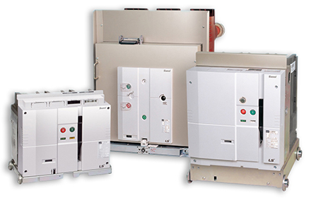 Автоматические воздушные выключатели Metasol от компании LSIS