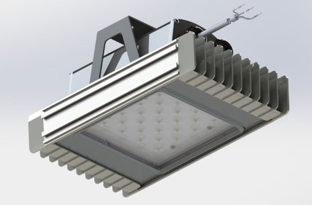 Правильное освещение для производственных предприятий