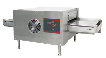 Конвейерная печь Kocateq HX 2S - проверено на практике!