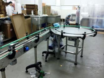 Конвейерное оборудование для ООО «ФерЭльГам»