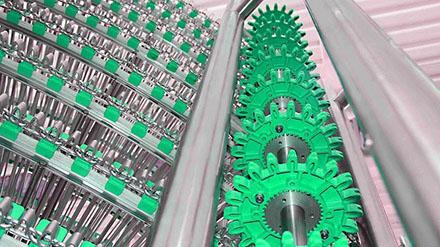 Компания «Окант и К» активно продвигает новые конвейерные технологии