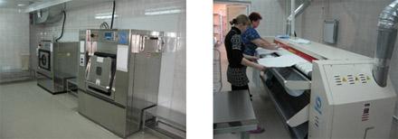 Внутрибольничные инфекции и современная медицинская прачечная