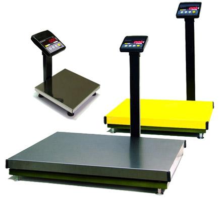 Платформенные весы и сфера их применения