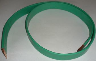 Гибкая изолированная медная шина ШМГИ
