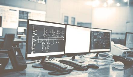 Мониторинг инженерных систем здания