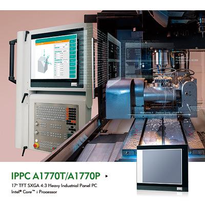 Новая линейка панельных компьютеров от NEXCOM IPPC A1770