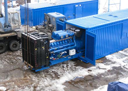Обеспечение электроэнергией компанией Альянс в Санкт-Петербурге