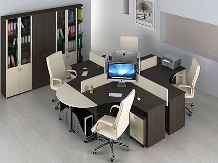 Какой должна быть качественная мебель в офисе для рядовых сотрудников