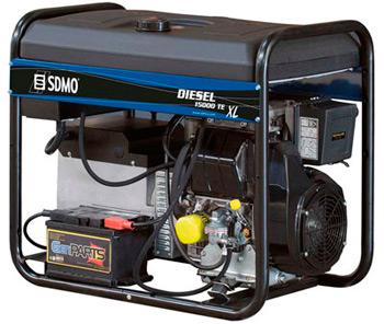Бензиновый генератор для дома