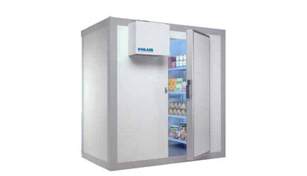 Новые возможности комплектации холодильных камер POLAIR