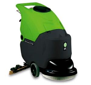 Эффективный помощник в уборке – поломоечная машина IPC Gansow CT 40 C 50