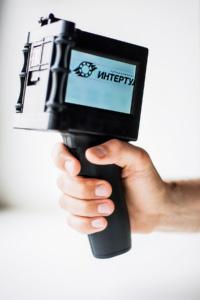 Portamark 127 s/w - ручной маркиратор краской