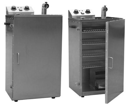 Анонс коптильни DSH02 нового поколения от Kocateq