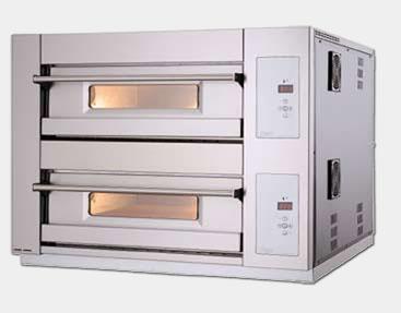 Электрические модульные печи для пиццы DOMITOR