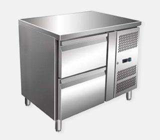 Холодильные и морозильные столы KORECO GN