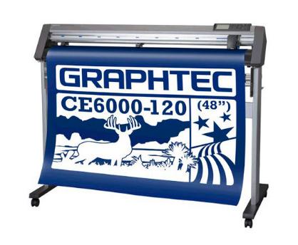 Режущие плоттеры Graphtec – лучшие в своей области