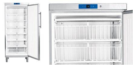 Морозильные шкафы LIEBHERR GG 5260 и GG 5210