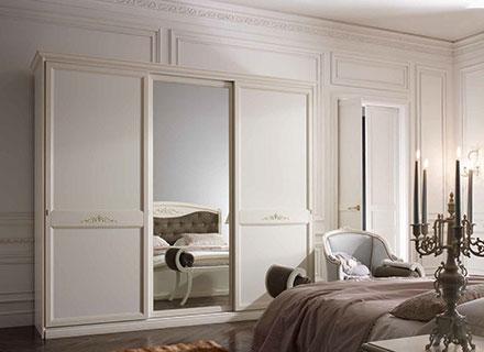 Основные разновидности шкафов для спален